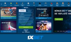 1xBet apostas de Casino ao Vivo