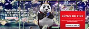 Royal Panda Bónus 2019: Um novo método de ganhar 100€ em casino