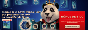 O sistema de recompensas Loyal Panda Points