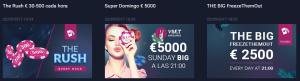 Participe no Festival do Dinheiro e garanta a sua parte de 300,000€ em pôquer
