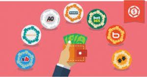 2. Aposta gratuita, sem aposta de risco e dinheiro livre sem depósito